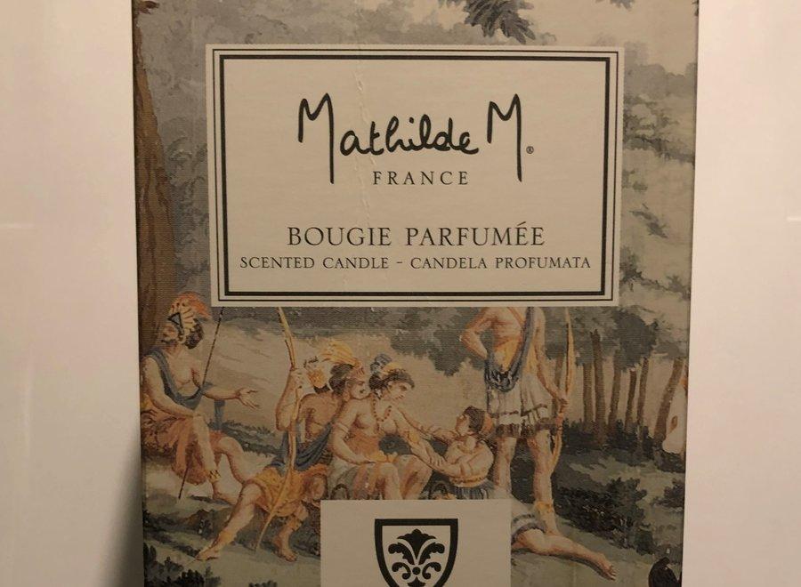 """""""Mathilde M"""" geurkaars 260 g - Angélique"""