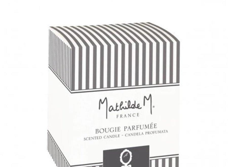 """Mathilde M"" geurkaars 125 g - Divine Marquise"