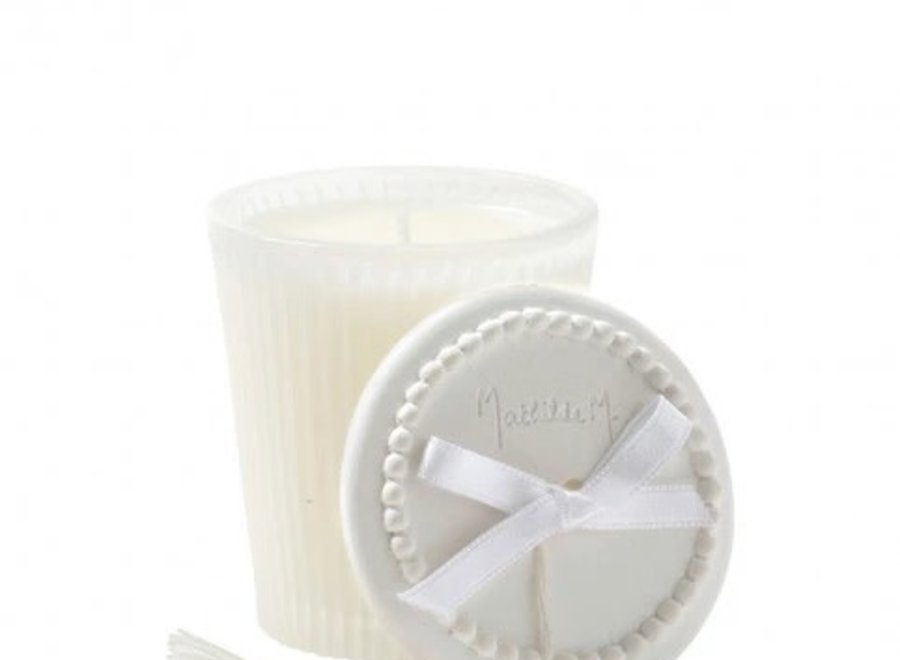 """Mathilde M"" scented candle 55 g - Divine Marquise"