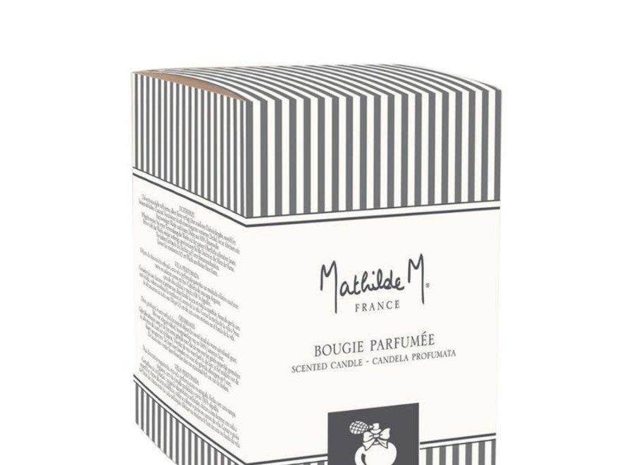 """""""Mathilde M"""" scented candle 260 g - Poudre de riz"""