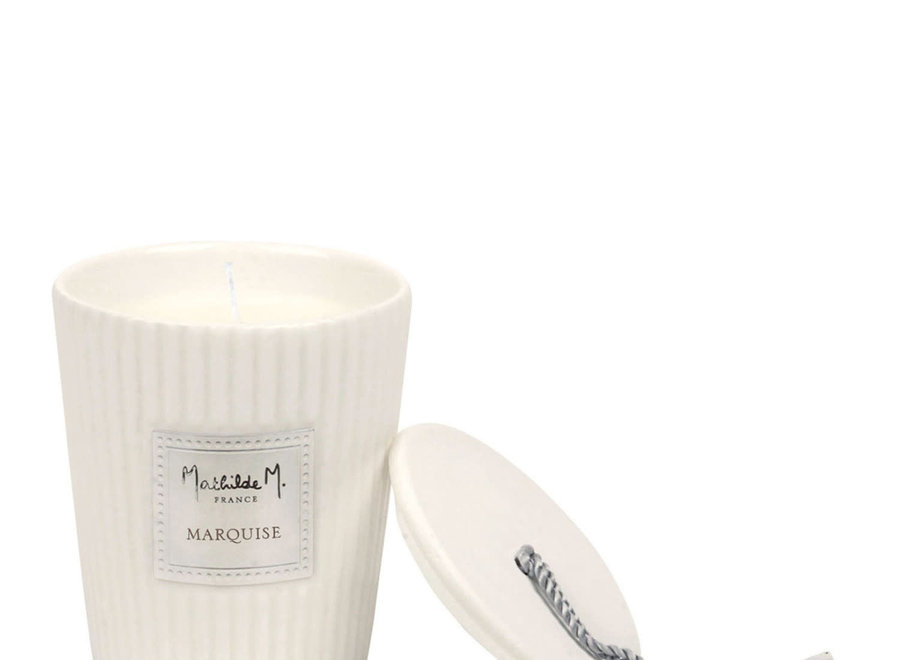 Les Intemporels scented candle 260 g - Marquise