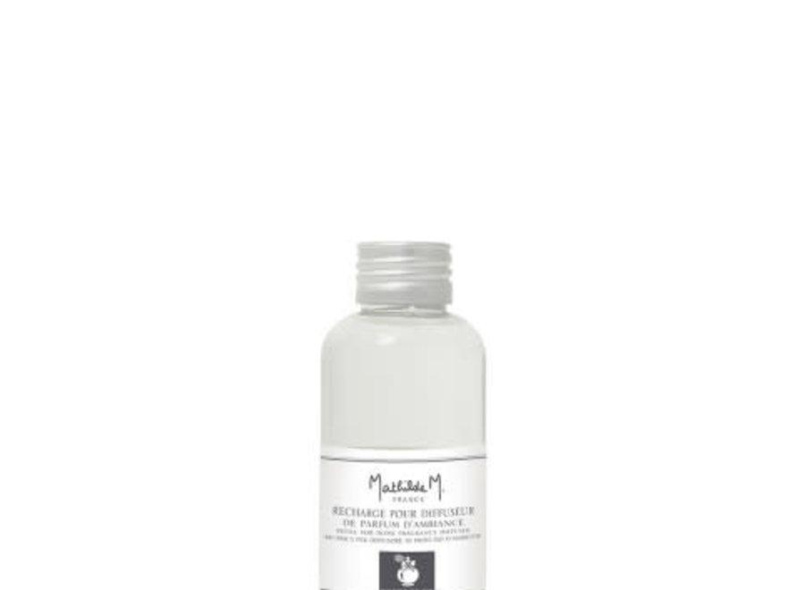 """""""Mathilde M"""" Refill for home perfume 100 ml - Poudre de riz"""