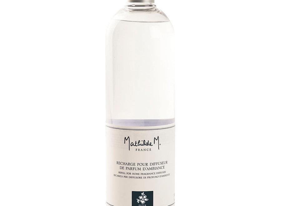 Navulling voor geurverspreider voor kamer 500 ml - Fleur de coton