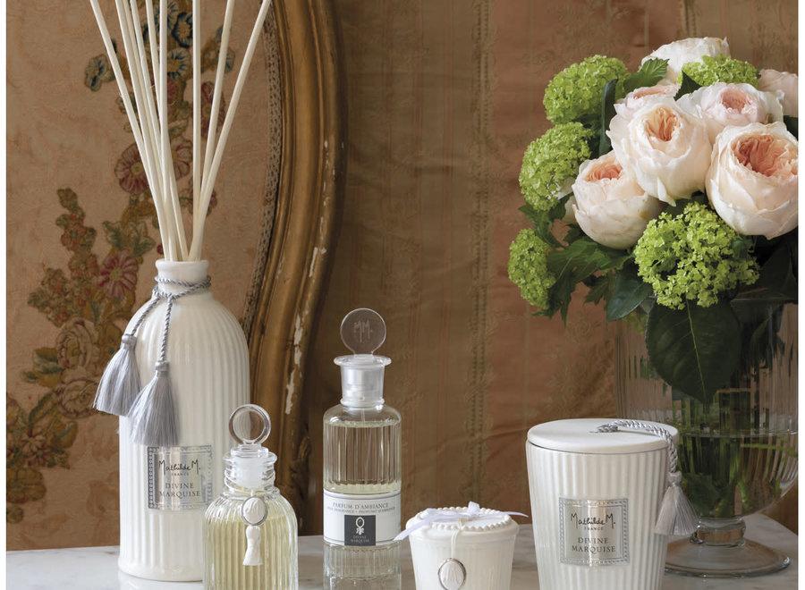 """""""Mathilde M"""" Navulling voor huisparfum 500 ml - Fleur de coton"""