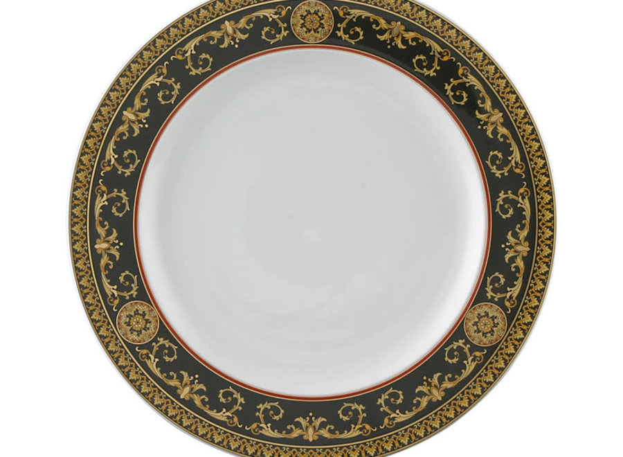 """Versace set """"Medusa"""" consists of 2 plates, a coffee cup and saucer"""