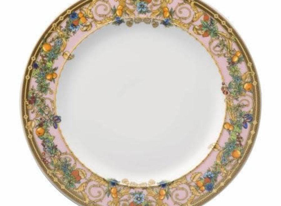 "Versace set ""Le Jardin de Versace"" consists of 2 plates, a coffee cup and saucer"