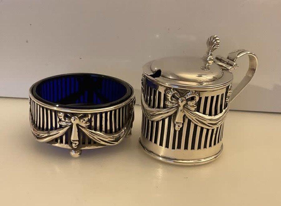 2-delige kruidenset - Sterling .925 zilver