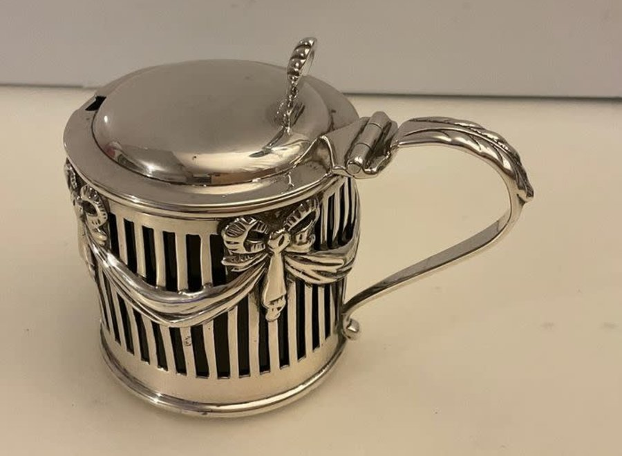 2 piece condiment set - Sterling .925 Silver