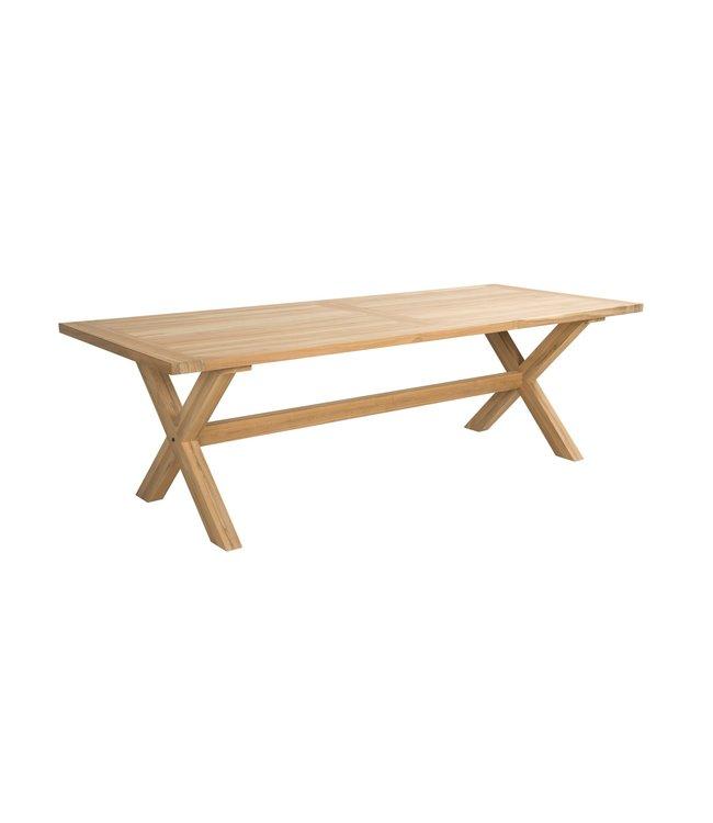 Beach7 Horizon tafel 240x100cm