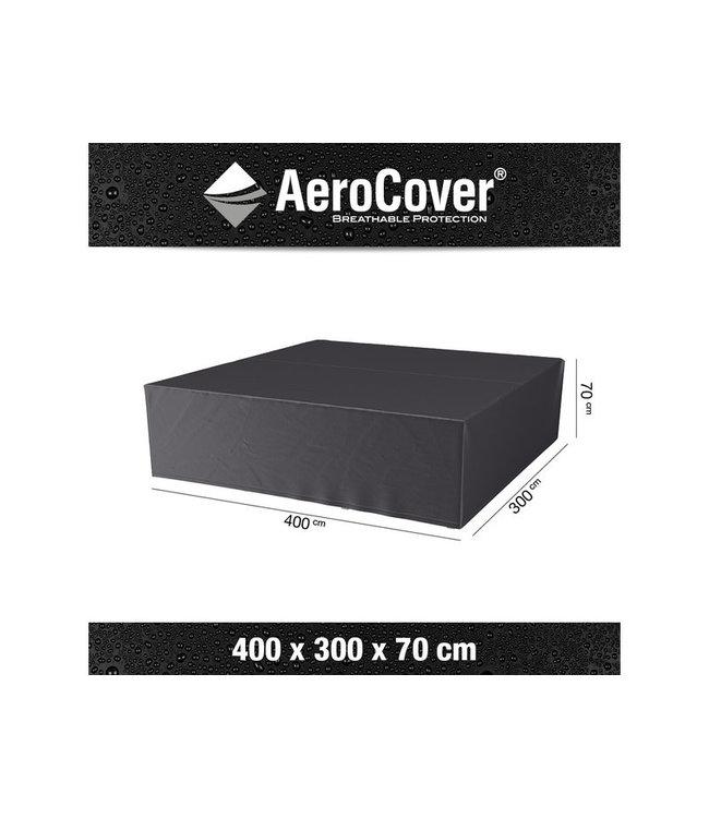 Aerocover loungesethoes Rechthoek 400x300x70 cm