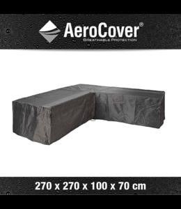 Aerocover loungesethoes hoek L-Vorm 270x270x100x70 cm