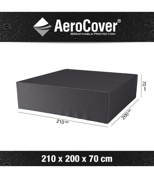 Aerocover loungesethoes Rechthoek 210x200x70 cm