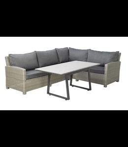 Beach7 Birdwood multi grey met tafel en bench