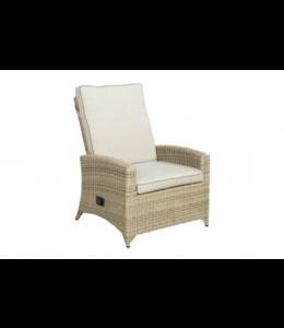 Adelaide adjustable loungestoel corn