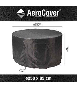 Aero Tuinmeubelhoes rond dia 250 x 85 cm