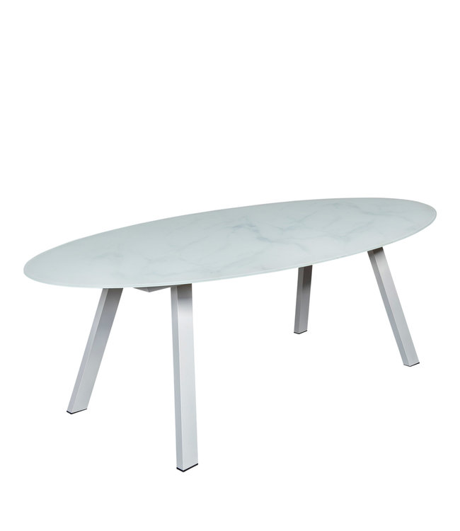 Beach7 Carrara eettafel