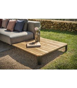 Jardinico Mauroo sofa met arm en tafel