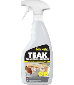 star brite Star brite teak cleaner & brightener