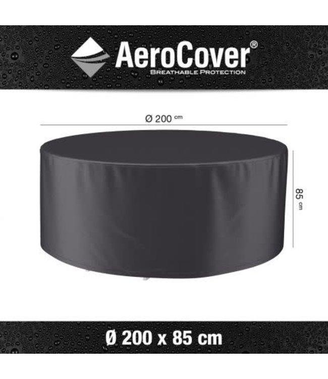 Aerocover beschermhoes Ø 200 x 85 cm