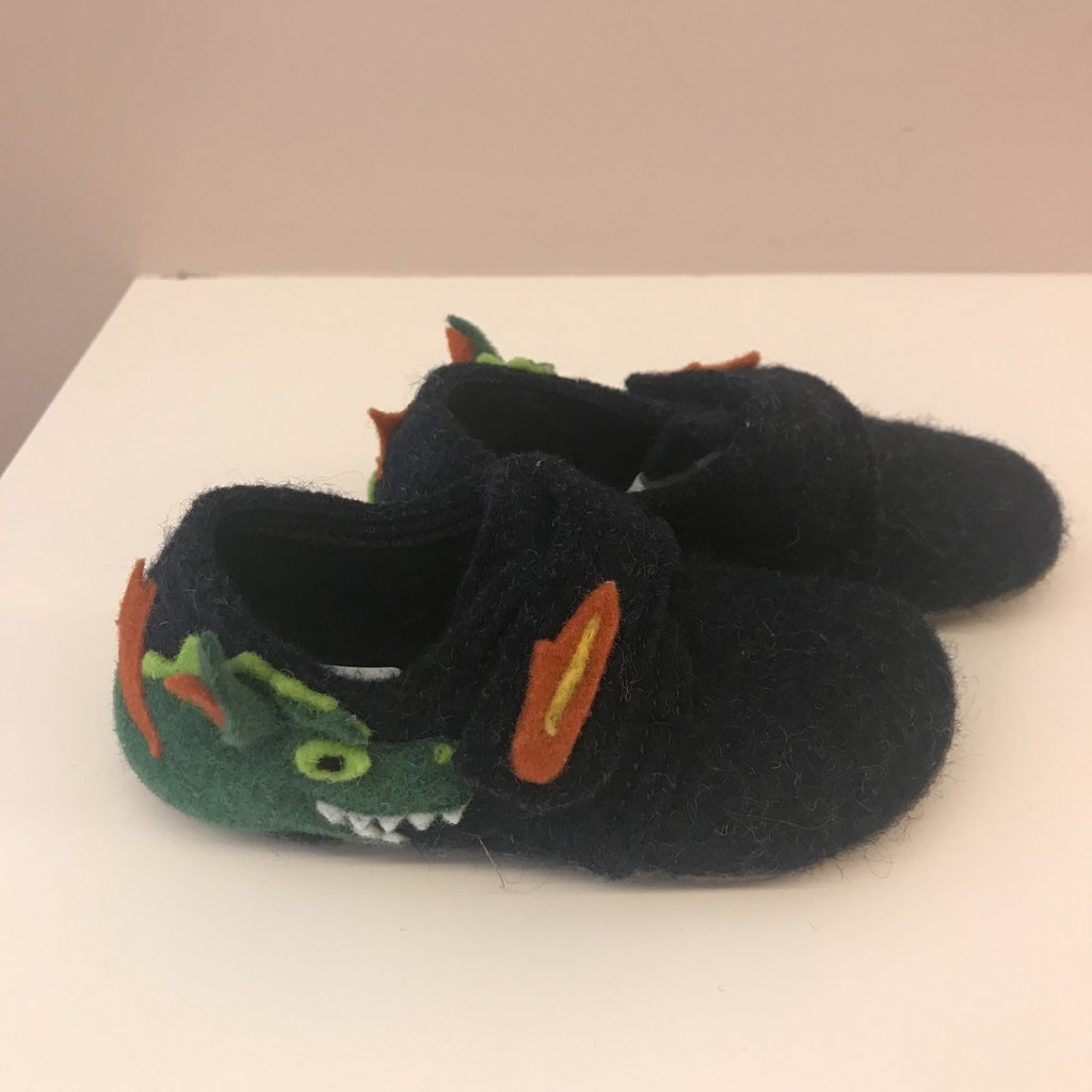 KITZBUHEL KITZBUHEL SLIPPER DRAGON FLAME