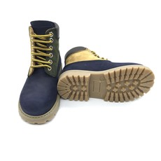 GALLUCCI GALLUCCI HIGH BOOT BLUE GREEN