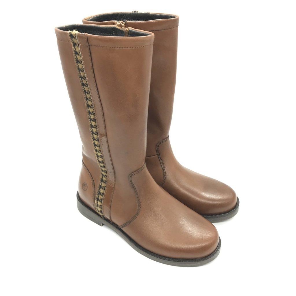 RONDINELLA RONDINELLA HIGH BOOT ARC EN CIEL
