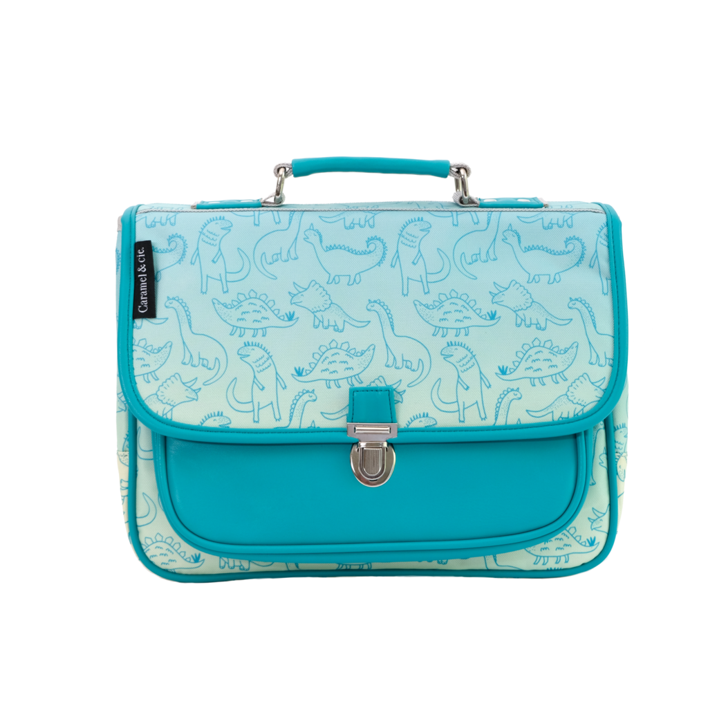 CARAMEL & CIE C&C Cartable Maternelle Famille Dino S