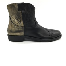 RONDINELLA RONDINELLA BOOT BLACK GOLD