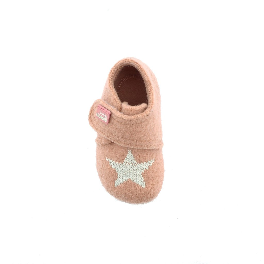 KITZBUHEL KITZBUHEL VELCRO STAR ROSE CLOUD