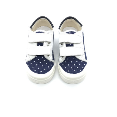 PEPE PEPE CANVAS SNEAKER JEANS STELLA
