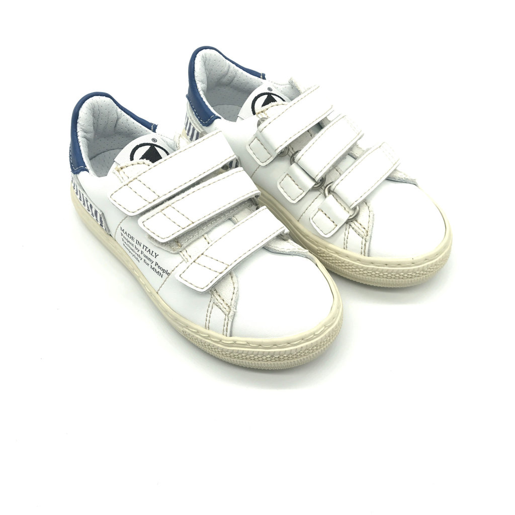MOMINO MOMINO SNEAKER VELCRO JEANS LEFT/RIGHT