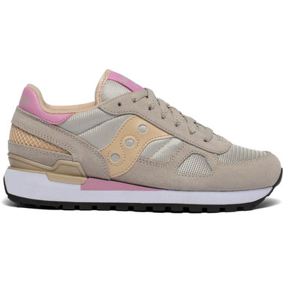 SAUCONY SAUCONY SHADOW ORIGINAL TAN ALMOND PINK