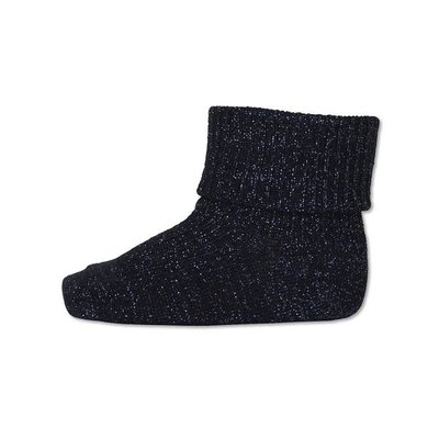 MP DENMARK MP IDA GLITTER SOCKS IDAHO NAVY