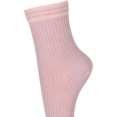 MP DENMARK MP ABBY 3PACK SOCKS ROSE DUST