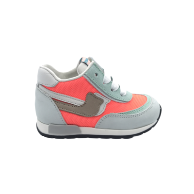 RONDINELLA RONDINELLA FIRST SNEAKER CORAILLE MINT