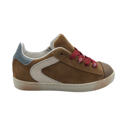 RONDINELLA RONDINELLA SNEAKER TOP CAMEL