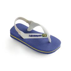 HAVAIANAS HAVAIANAS BABY BRASIL LOGO MARINE BLUE