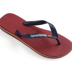 HAVAIANAS HAVAIANAS BRASIL LOGO RED NAVY