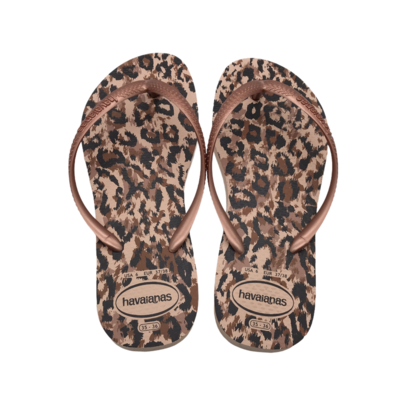 HAVAIANAS HAVAIANAS SLIM ANIMALS BALLET ROSE