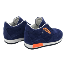 RONDINELLA RONDINELLA FIRST SNEAKER ELECTRIC BLUE R