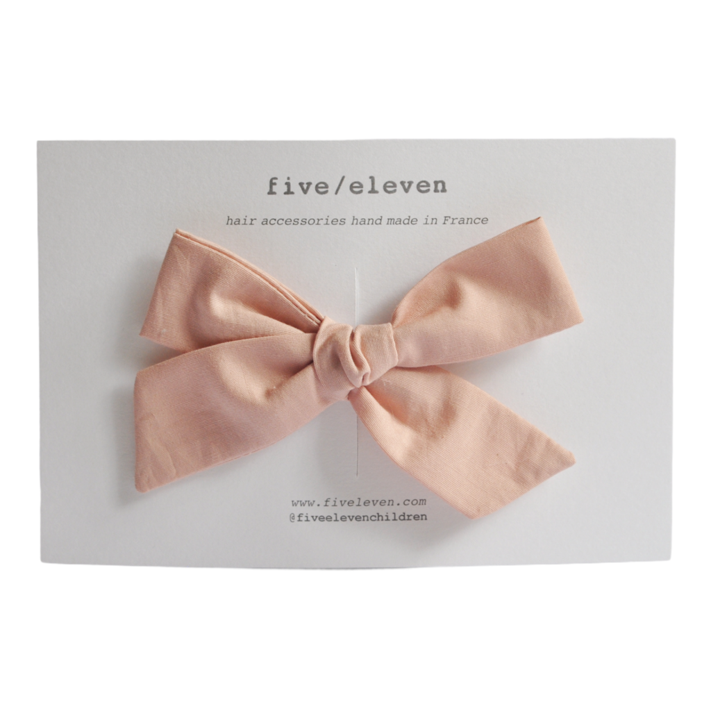 FIVE-ELEVEN FIVE-ELEVEN LARGE FOREVER BOW POUDRE