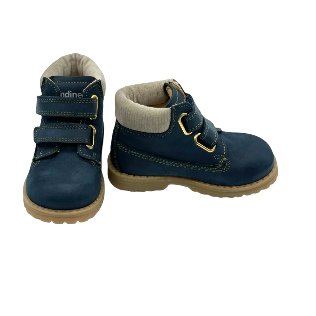 RONDINELLA RONDINELLA FIRST T BOOT VELCRO BLUE