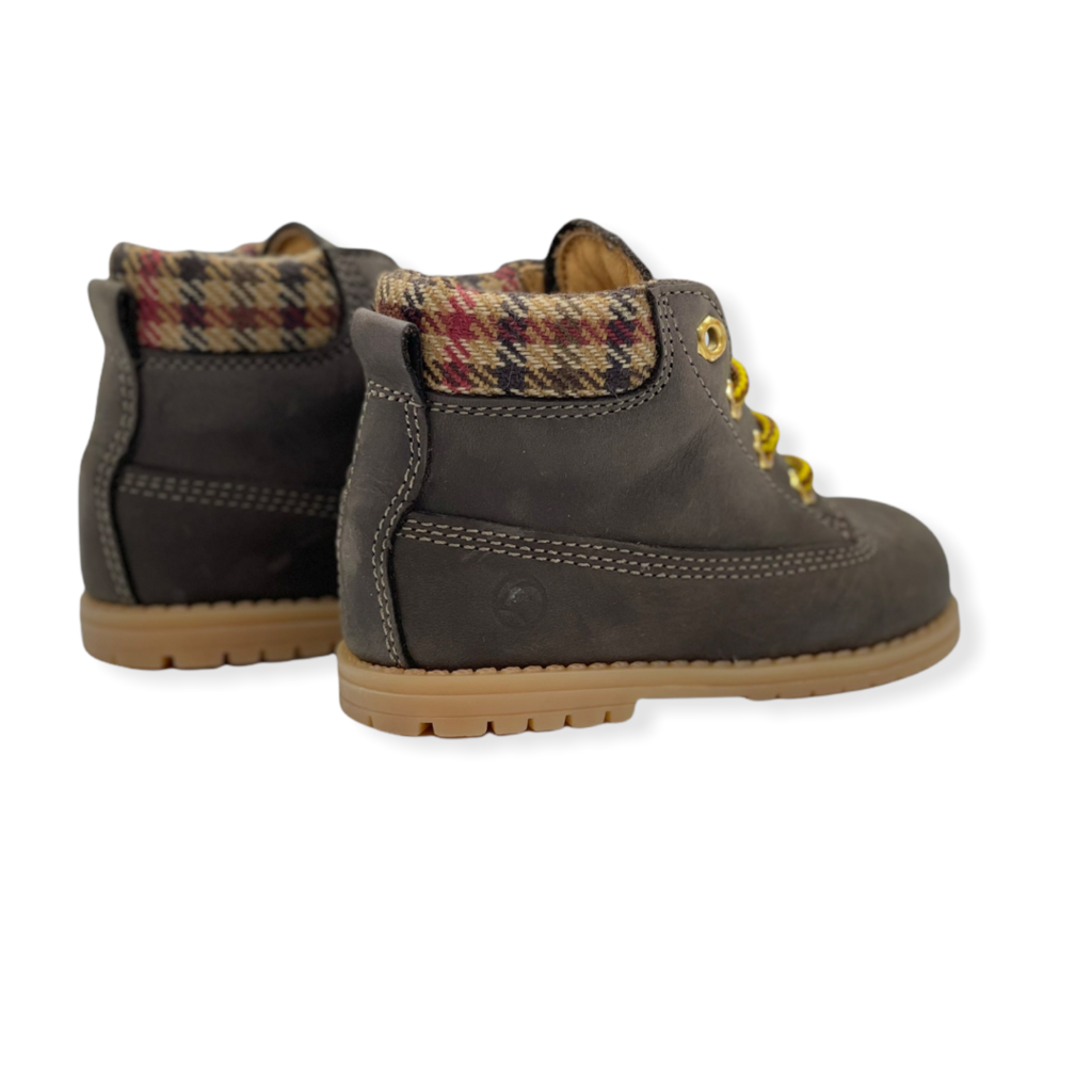 RONDINELLA RONDINELLA FIRST T BOOT LACE BROWN