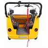 Kinderbus 6 zits geel Elektrisch