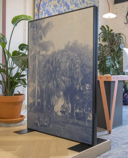 100x140cm - Frame: Zwart - Doek: Full Colour (1 stuk)
