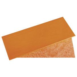 Zijdepapier, Oranje, 50x75cm, 5st.