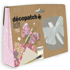 Decopatch Décopatch Mini-Kit Vlinder