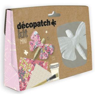 Decopatch Décopatch Mini-Kit Vlinder