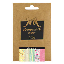 Decopatch Pocket Collectie nr.18