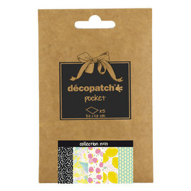 Decopatch Pocket Collectie nr.17